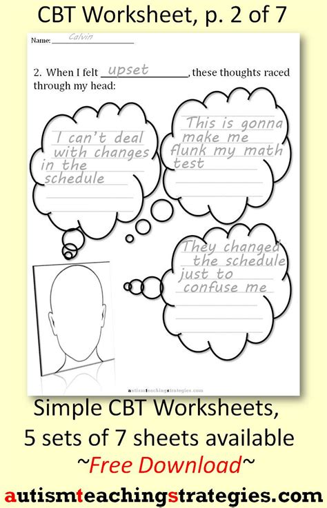 Counselling: Counselling Worksheets