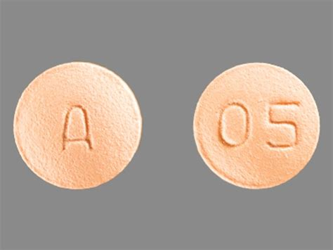 5 Peach And Round - Pill Identification Wizard | Drugs